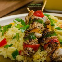 Couscous Plat A Theme
